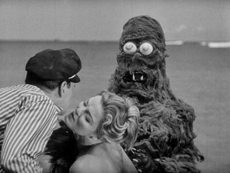 1000 Images About 1960s Sea Monsters On Pinterest