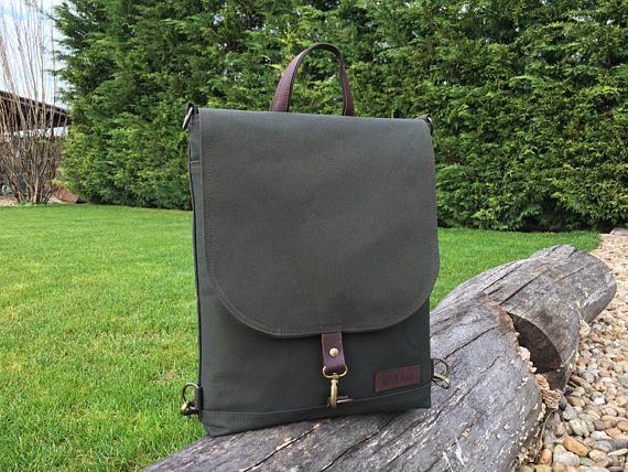Massif forestier vert sac à dos sac à dos imperméable à leau
