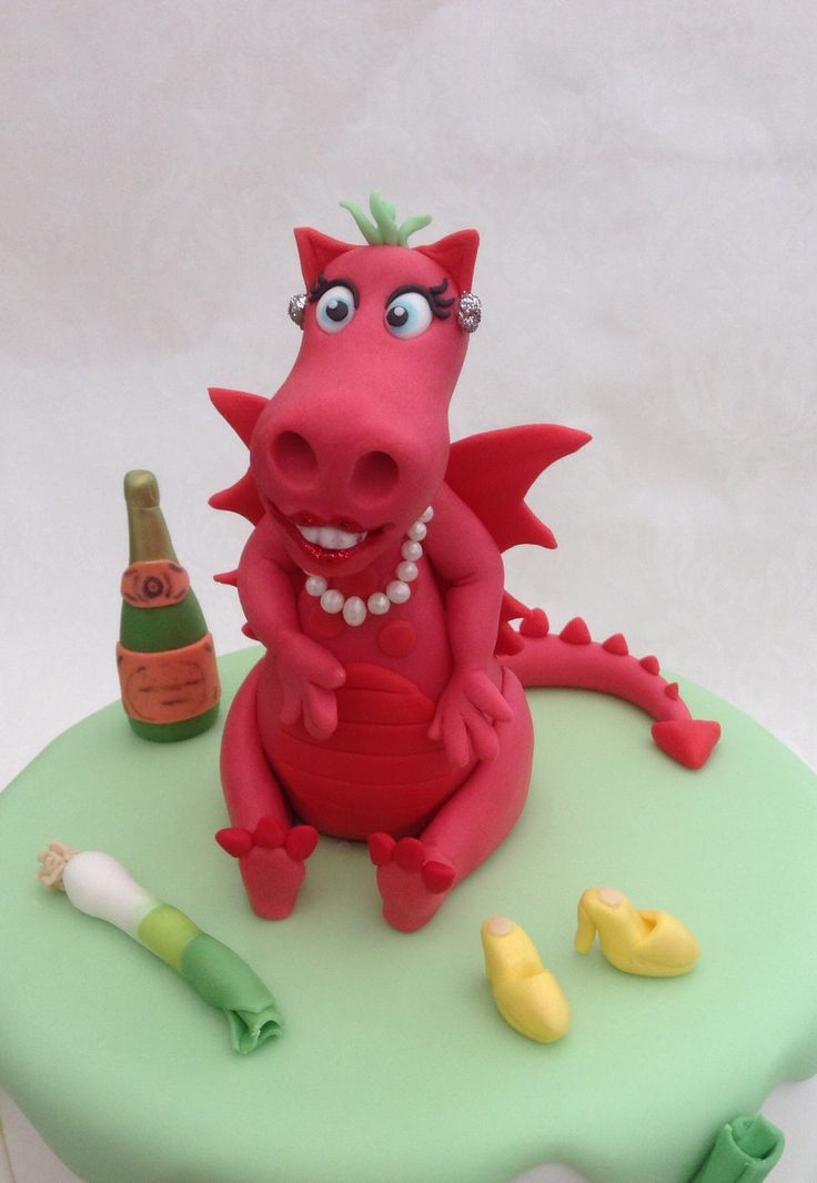 1283 best Dragon Cakes images on Pinterest Dragon cakes Dragons