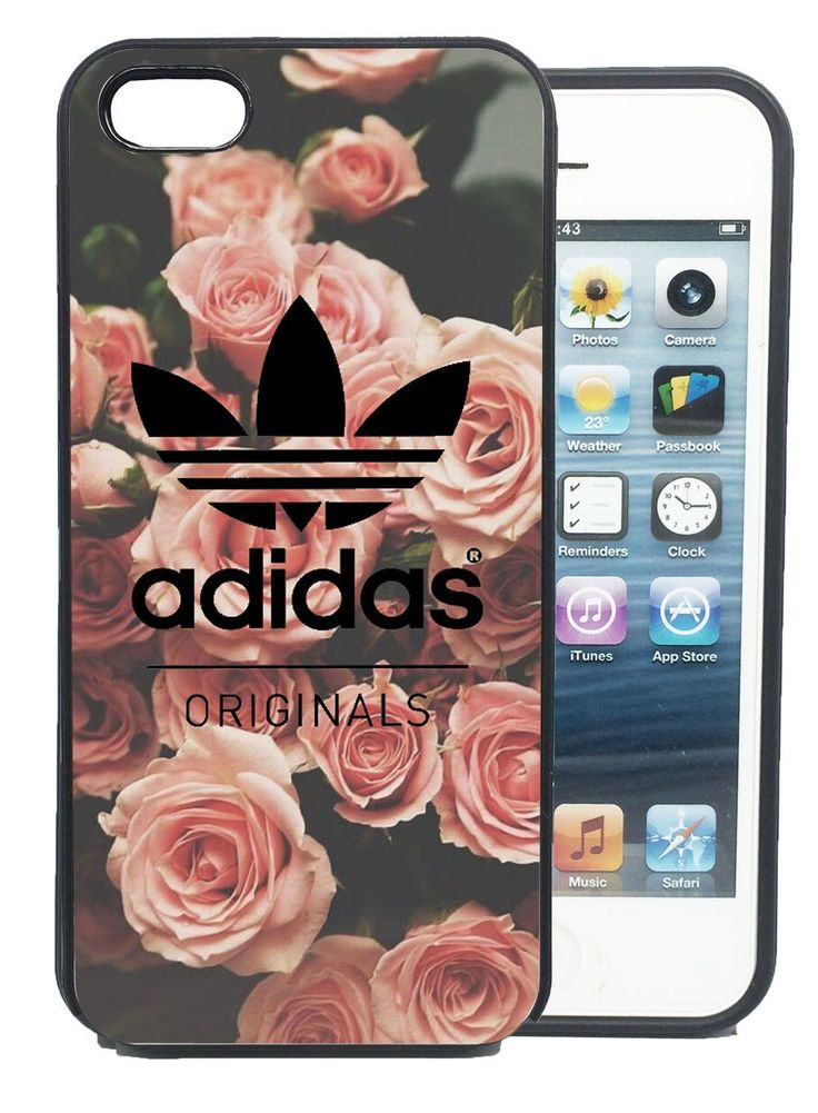 Coque Iphone 4 4s 5 5s 5C 6 6 Plus Adidas Originals Luxe Étui Housse Bumper | eBay