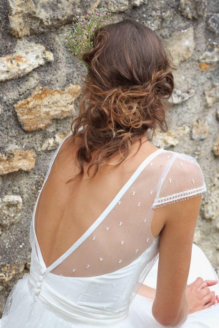 Lys | Adeline Bauwin Créatrice de robe de Mariée sur mesure