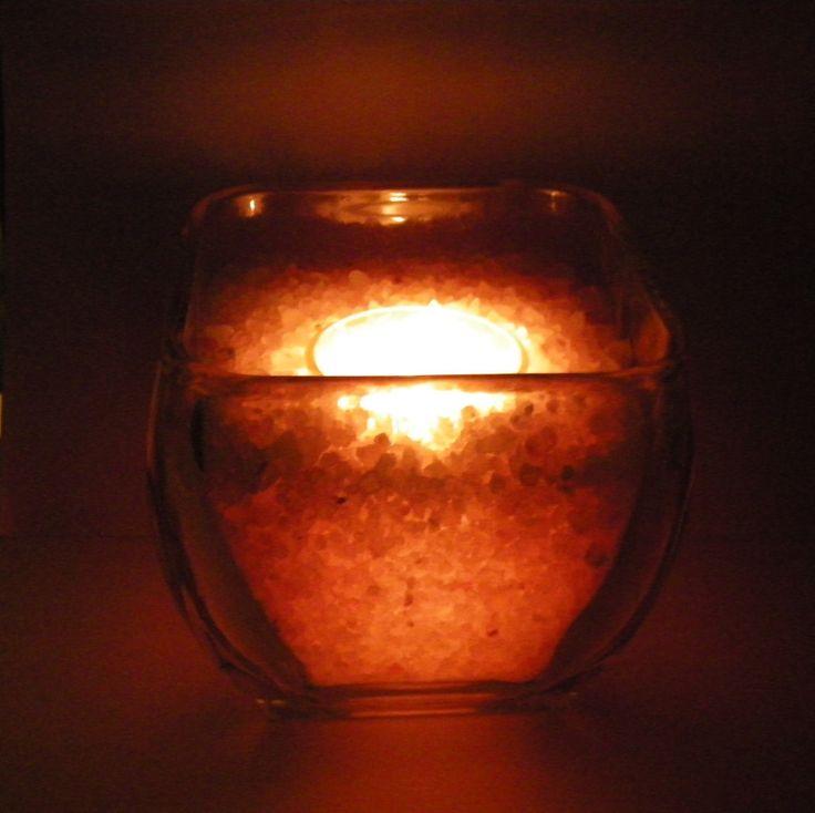 Himalayan Salt Lamps Diy : 25+ best ideas about Himalayan Salt Candle Holder on Pinterest Himalayan salt candle, Salt ...