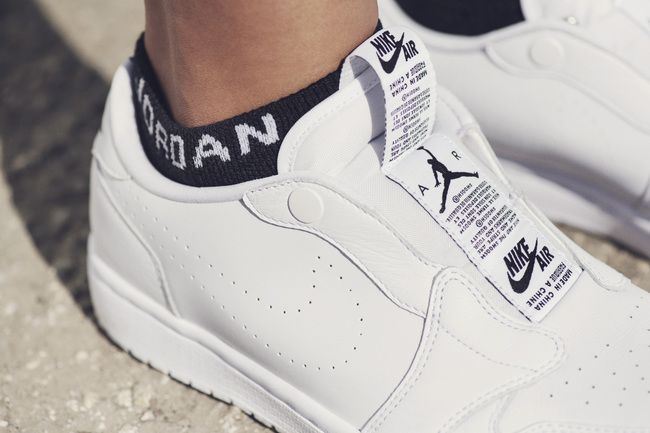 Air Jordan 1 Retro Low Slip Women's Shoe in 2019 | Air ...