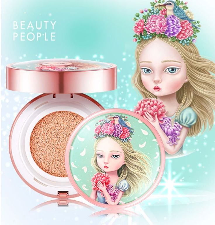 Beauty People 100%Authentic Absolute Radiant Natural Foundation Cushion+1 Refill #BeautyPeople