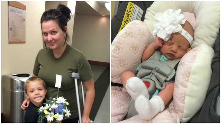 """{Mother Says No to Life-Saving Bone Cancer Treatment - Refuses to Terminate Pregnancy} """"The thought that I'm not going to see her grow up is really hard,"""" Ashley Bridges said. """"Maybe I'm not supposed to be here and she is."""""""