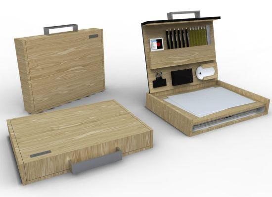 Lavoro: Mobile workstation to work on your MacBook on the go – Sofía Hidalgo Ramírez