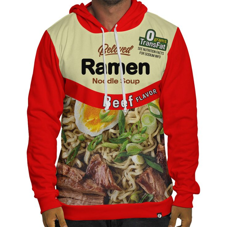 Beef Ramen Hoodie