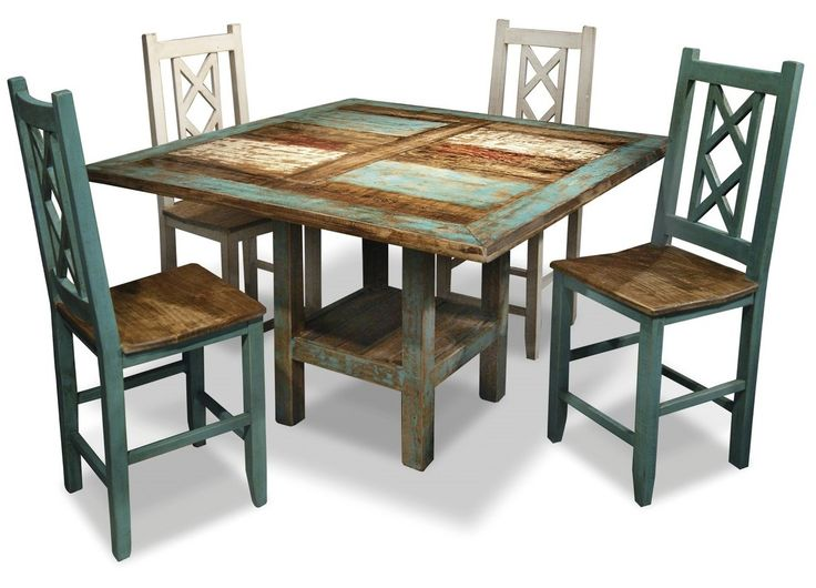 horizon bombay tables   Horizon Home Counter Height Table and 4 Turquoise  Chairs. 35 best   Dinning Table   Matching Odd d and In s   images on
