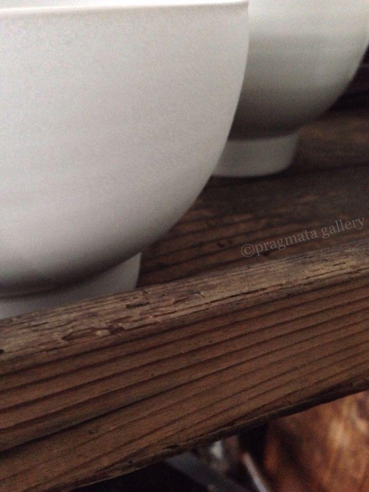 """Birds Nest soup"" Ceramics Naotsugu Yoshida.   「燕の巣 スープ」 陶器 吉田直嗣。 #pragmata"