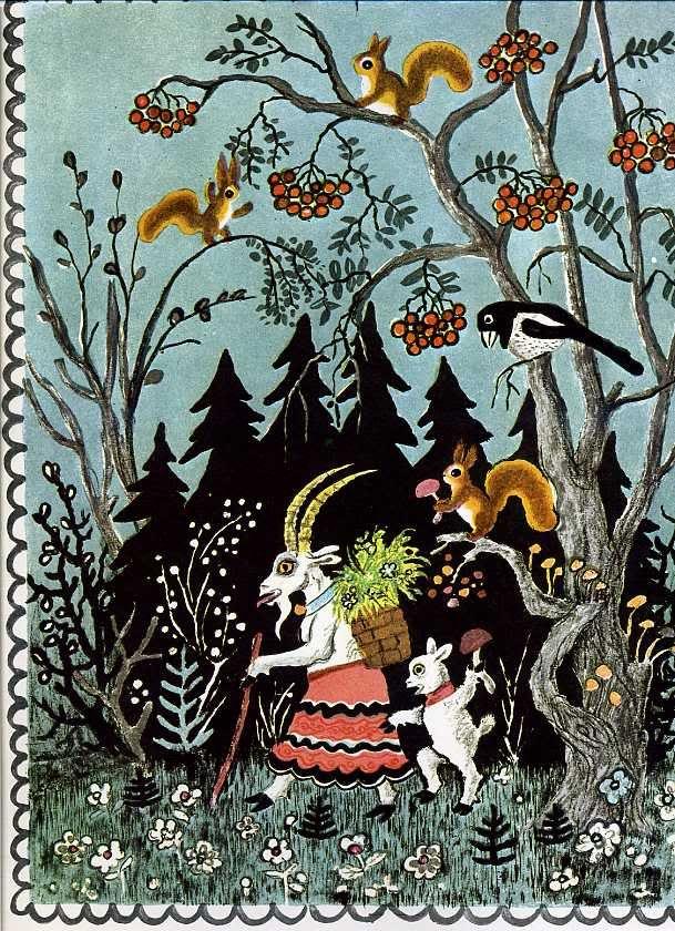 Картинки сказки васнецова