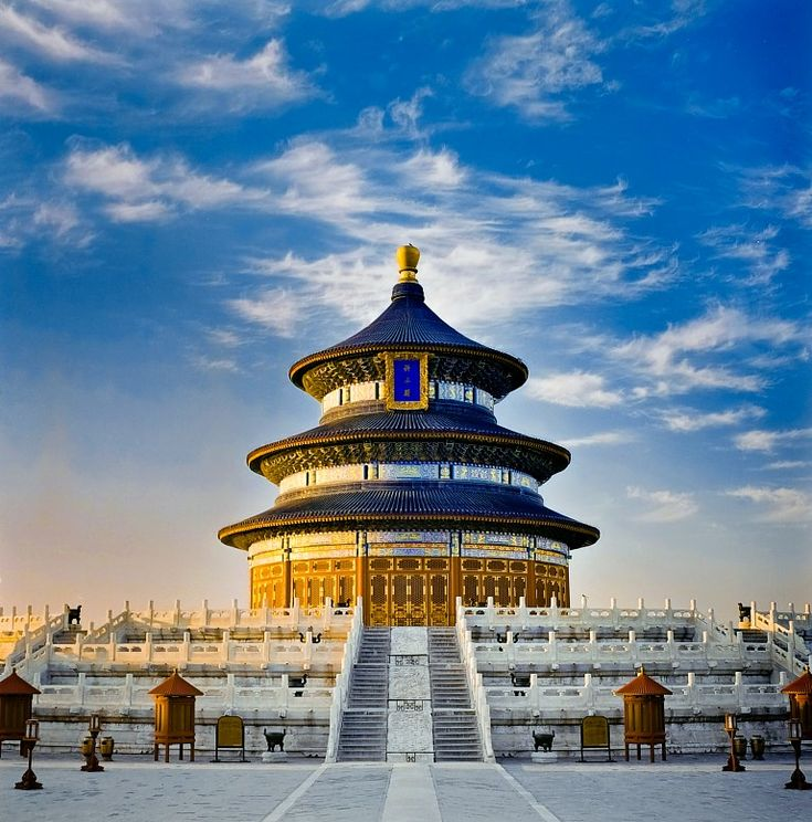 Tempio del Cielo 天坛, Pechino 北京