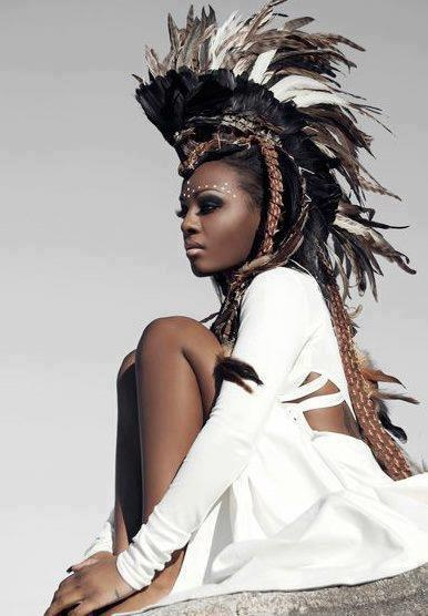 "Funky Fashions - African Designers & Models - Funk Gumbo Radio: http://www.live365.com/stations/sirhobson and ""Like"" us at: https://www.facebook.com/FUNKGUMBORADIO"