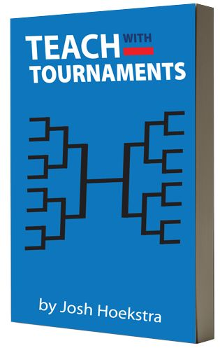 Ever had a hard time getting students to care about history? This teacher made a unique way to help the students connect personally with people in history and learn from them. It is called Teach with Tournaments and it is based around the NCAA March Madness tournament! LOVE this idea!!!!!