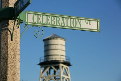 Get a glimpse of life in Celebration, Florida.