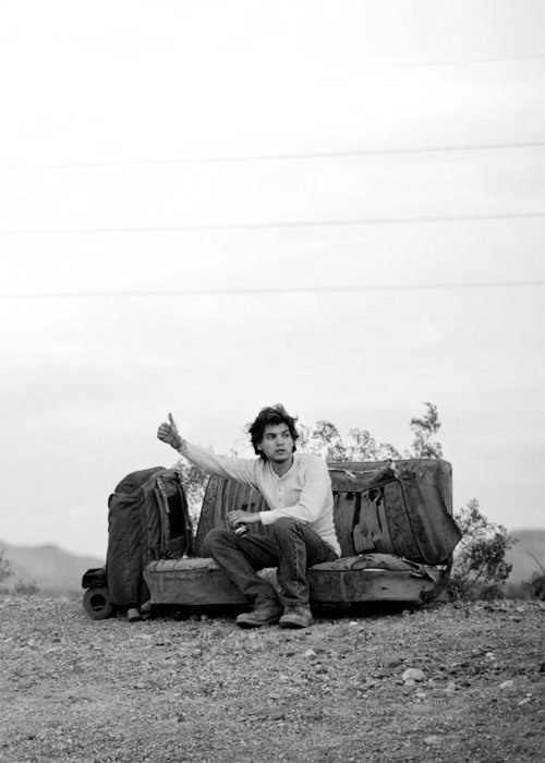 Emile Hirsch from Into The Wild