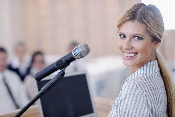 8 Consigli per parlare in pubblico e farsi ascoltare
