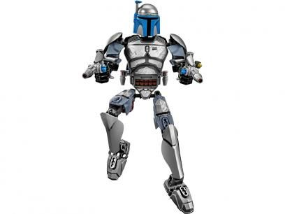 """LEGO Star Wars"""" Constraction Jango Fett - 85 Peças 75107 com as melhores condições você encontra no Magazine Ciabella. Confira!"""