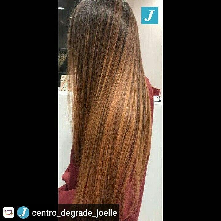 I capelli lunghi e sani non sono più un sogno. Scegli il Degradé Joelle! #cdj #degradejoelle #tagliopuntearia #degradé #igers #musthave #hair #hairstyle #haircolour #longhair #ootd #hairfashion #madeinitaly #matera #matera2019 #sassimatera