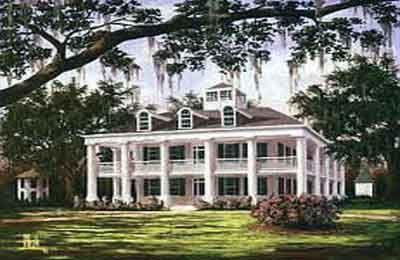 Plantation Home Style