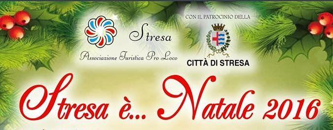Per le settimane pre-natalizie anche Stresa si veste di luci e risate. Ecco gli eventi di Stresa è... Natale 2016, cosa offre la perla del Lago Maggiore!http://ilvergante.com/stresa-e-natale-2016/