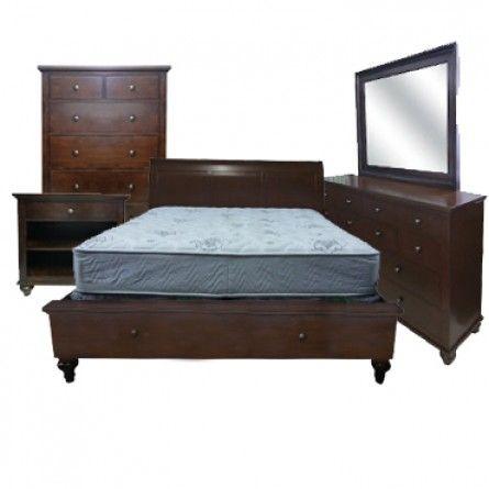 GFBI PROVIDENCE QUEEN BEDROOM SET   BED  BEDROOM FURNITURE Gallery Furniture. 17 Best images about Bedroom sets on Pinterest   Shops  Storage