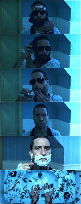"""The Royal Tenenbaums One of my favorite movie scenes """"Needle in the Hay"""" Elliot Smith"""