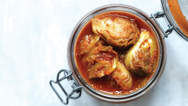 This boldly flavored fermented kimchi recipe comes from chef Jon Churan, Perennial Virant, Chicago.