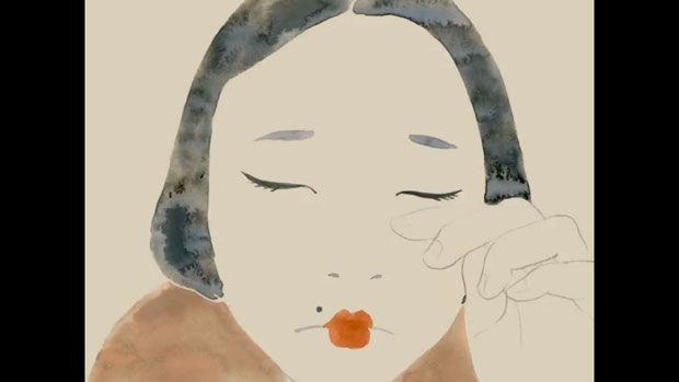 Yanoya, un tarareo acuarelable - http://www.dadanoias.net/2012/03/08/yanoya/ #animación