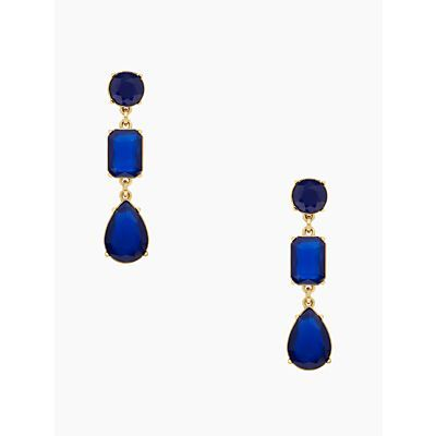 riviera garden linear earrings