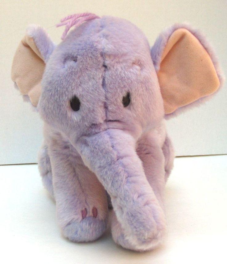 "16"" Disney Store Exclusive Lumpy Heffalump Plush Winnie the Pooh Stuffed Animal…"