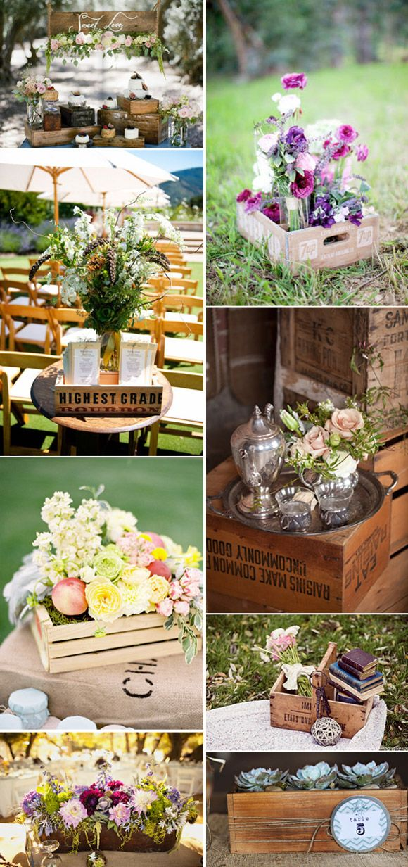 10 ideas about bodas de rancho en pinterest fotos de for Decoracion de madera