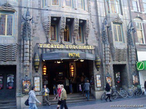 bioscoop gebouw (pathe)