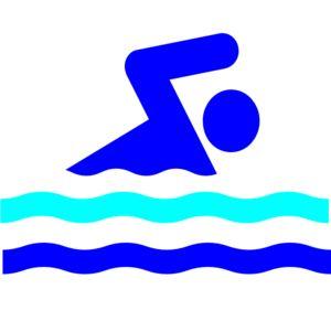 Swimmer swim clipart clipart