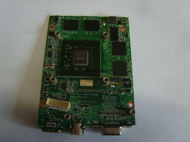 Karta Graficzna GeForce 8600M GS Xi2528  DC10