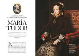 María Tudor, la reina sangrienta