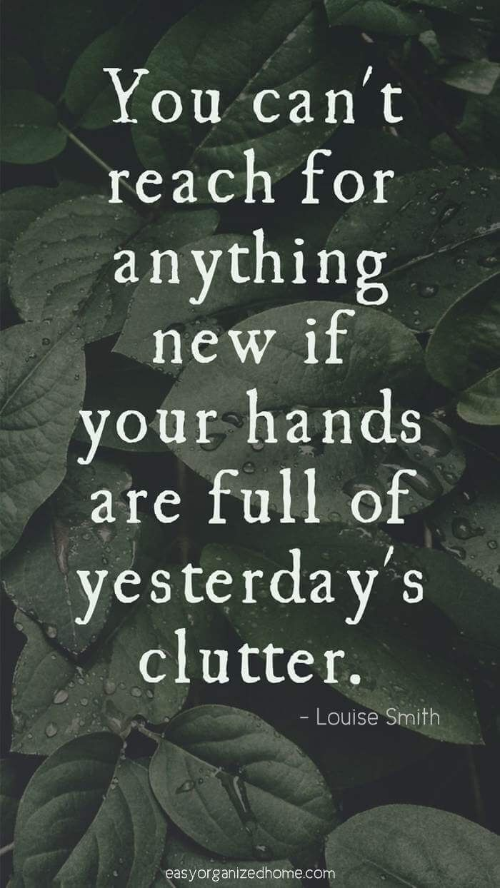 3+ Amazing Decluttering and Minimalist Quotes For A Simpler Life