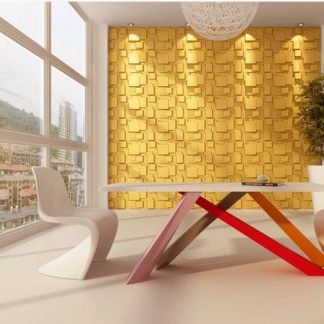 Mejores 31 im genes de paneles decorativos 3d en pinterest - Panel decorativo cocina ...