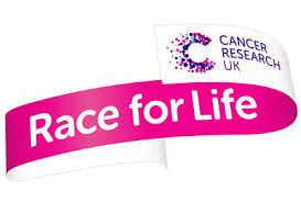 CANCER RESEARCH RACE FOR LIFE 5K: Sunday 12th July  5k (or just over three miles) is an achievable distance for all ages and abilities. You can run, jog or walk your way around the courses.  We have almost 200 5k Race for Life events across the UK so there is bound to be one close by where you can show cancer that hell hath no fury like a woman in pink.  http://raceforlife.cancerresearchuk.org/types-of-event/5k-events/index.html