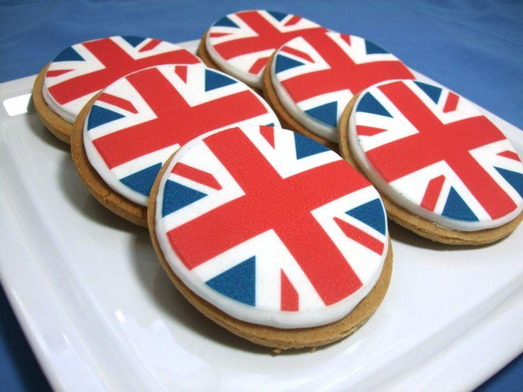 union jack cookies