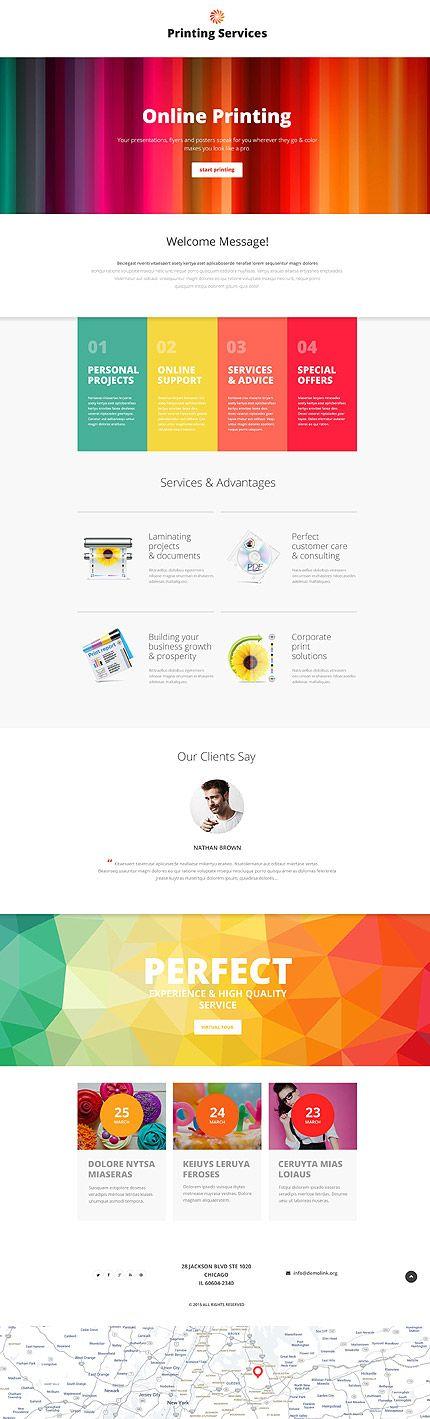 94 best Landing Page Templates images on Pinterest Landing, Role - lpo template word
