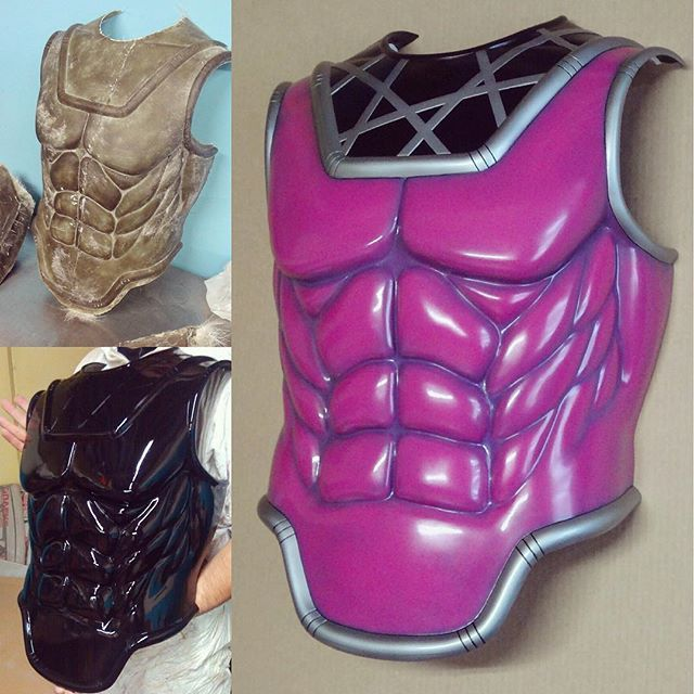 Another long-time project is going to be finished Getting ready for #MoscowComicConvention #MCC2016 #Cosplay #Xmen #Gambit #Cosplay365 #Marvel #Cosplayer #Craft