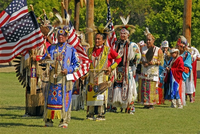 Powwows throughout South Dakota are colorful displays of the cultural heritage of the nine Sioux tribes that call South Dakota home.