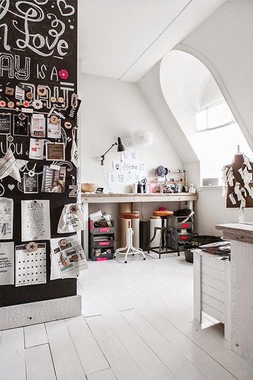 Super creative home office