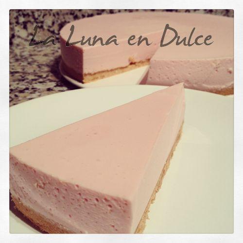 La Luna en Dulce: Mejorada Tarta de Petit Suise 2.