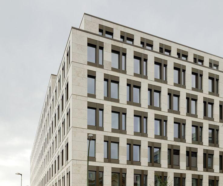 Evangelisches Werk, Berlin - KSP Jürgen Engel Architekten