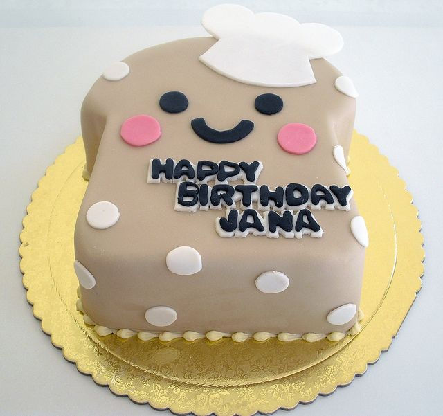 56 Best Kawaii Birthday Images On Pinterest Birthdays Postres And