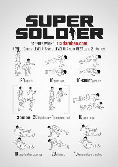 Super Soldier Workout