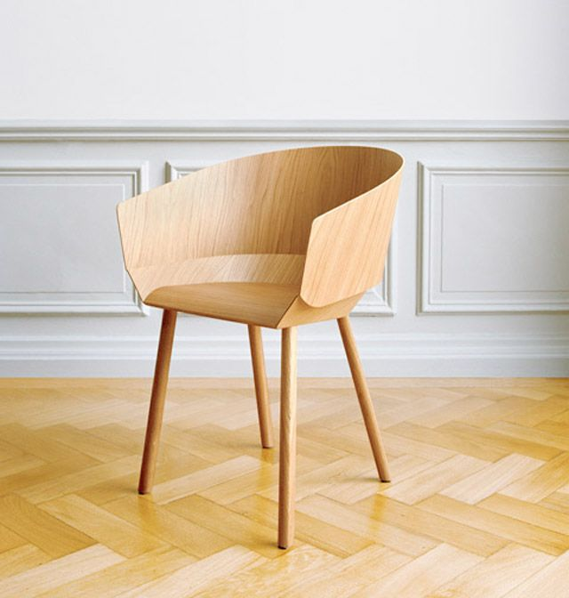 houdini by stefan diez chairs pinterest chairs. Black Bedroom Furniture Sets. Home Design Ideas