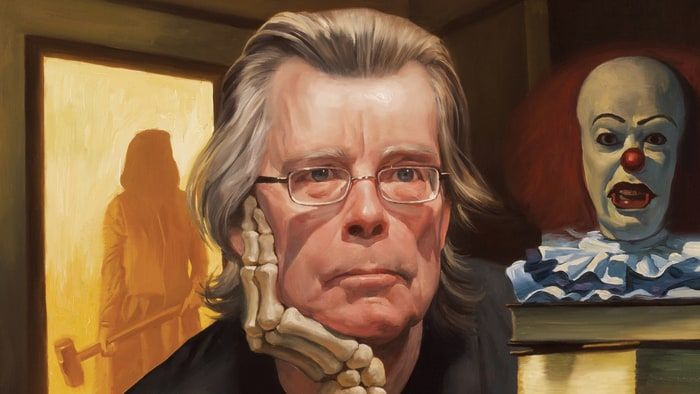 Horror master Stephen King looks back on his four-decade career in this very in-depth interview.