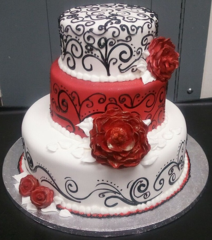 I created  for my Student Bakery Assistants 18th Birthday. Happy Birthday Haley! 4-15-12